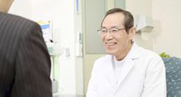 患者さんのお話をよくお聞きして、丁寧に診察を進めていきます